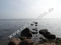 Steine im Meer