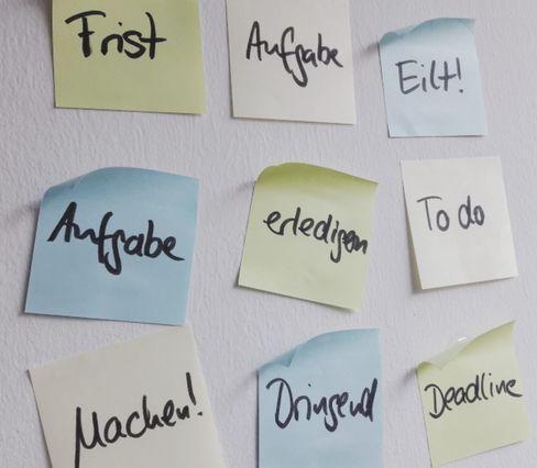 Wie ich meine 1000 Dinge organisiere und dabei entspannt bleibe