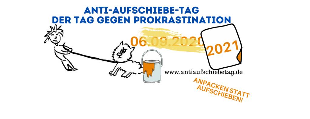 Anti-Aufschiebe-Tag 2021