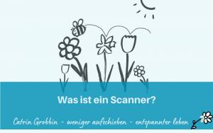 Scanner-Biene