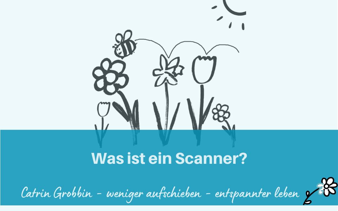 Was ist ein Scanner?