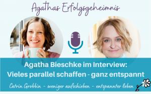 Blog Agatha Bieschke